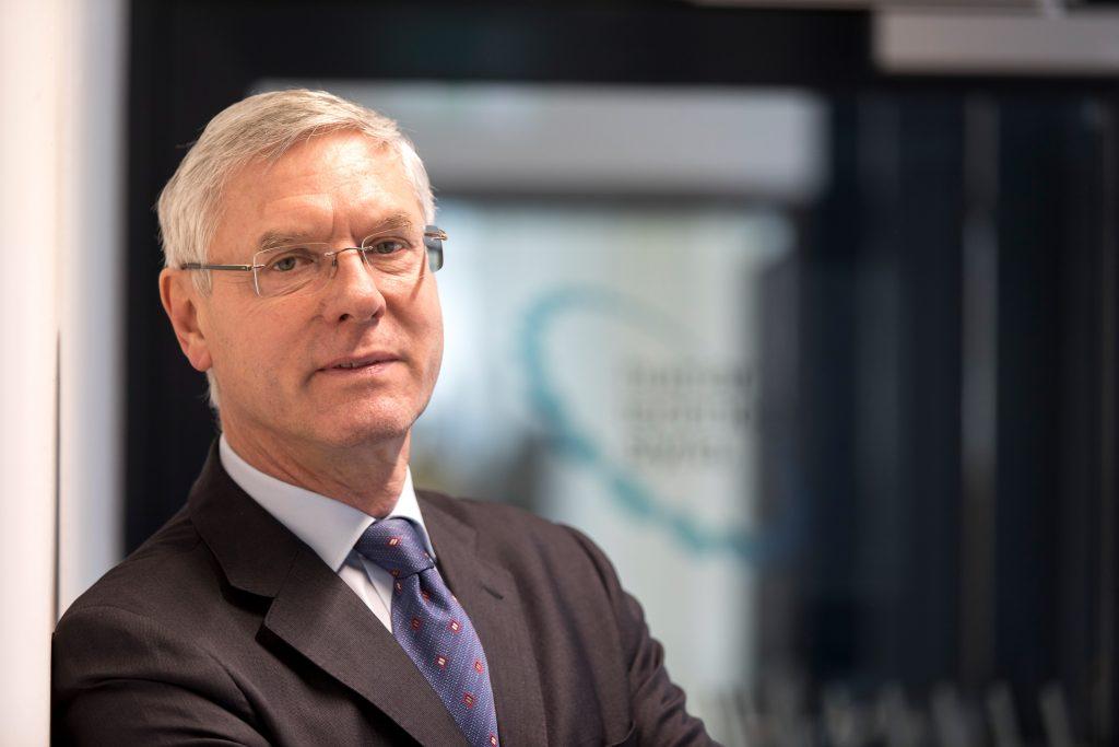 Treibt die steirischen Technologiefirmen an die internationale Spitze: Medizintechnik-Clusterchef Johann Harer (Credit: HTS)