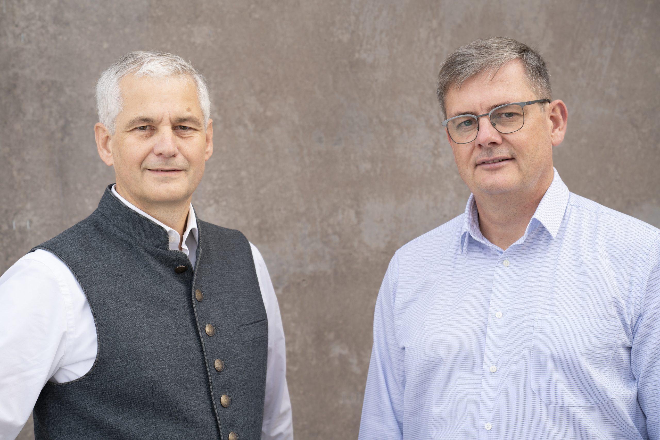 Die steirischen Telbiomed-Gründer Peter Kastner und Robert Modre-Osprian sind in Australien erfolgreich (Foto: Lorenz Kastner)