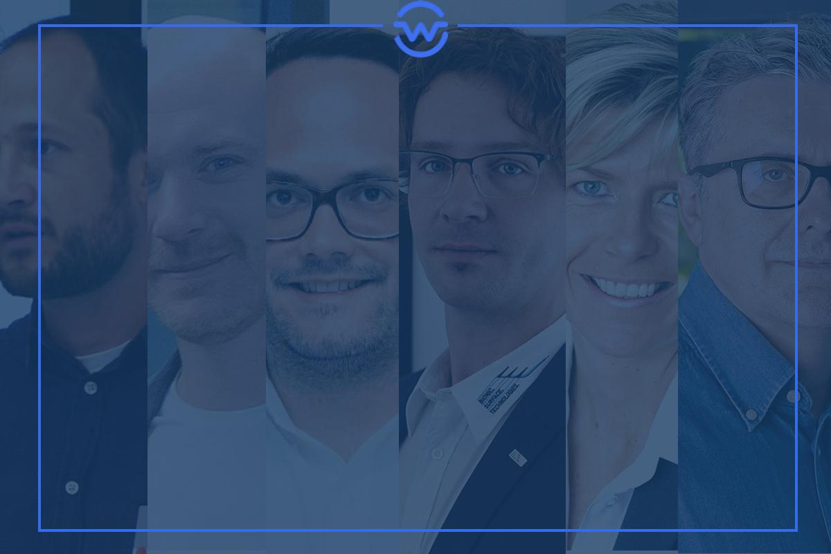"""In unserer monatlichen Serie """"Wirtschaftswelt-Quintett"""" wählt unsere Redaktion die 5 Top-Manager des Monats. Streng subjektiv."""