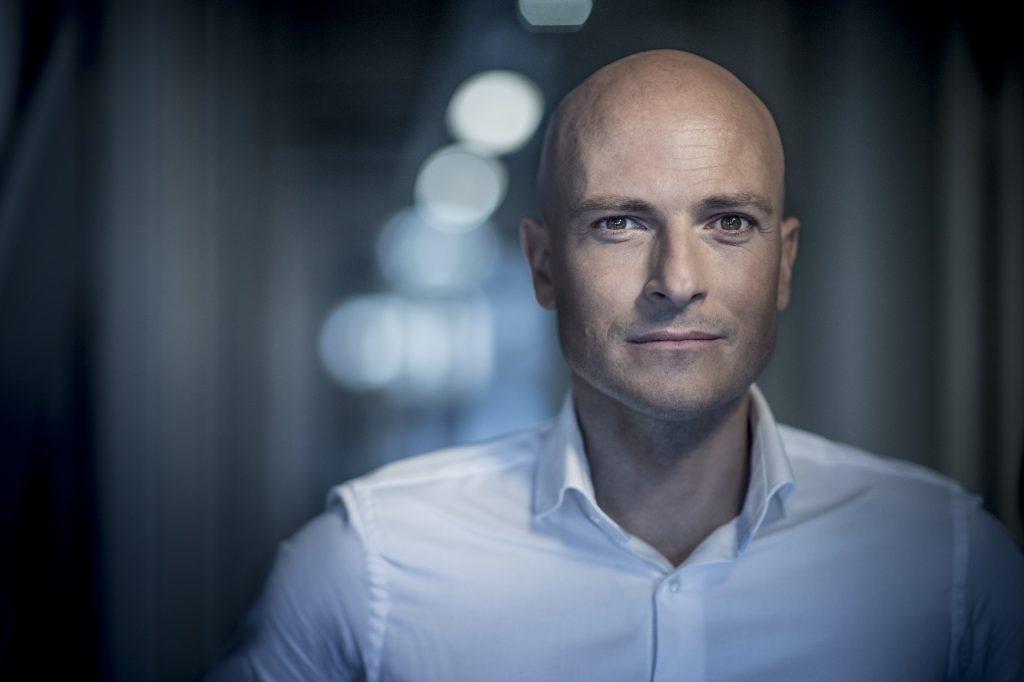 Unterstützt das Start-up maßgeblich: ESA-Botschafter Martin Mössler (Foto: Jungwirth)