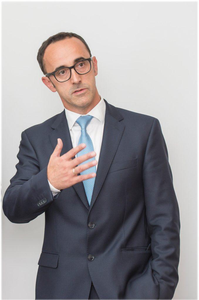 """""""Sind den Mitarbeitern und der Region verpflichtet"""": MFL-CEO Herbert Decker (Foto: Foto Fischer)"""