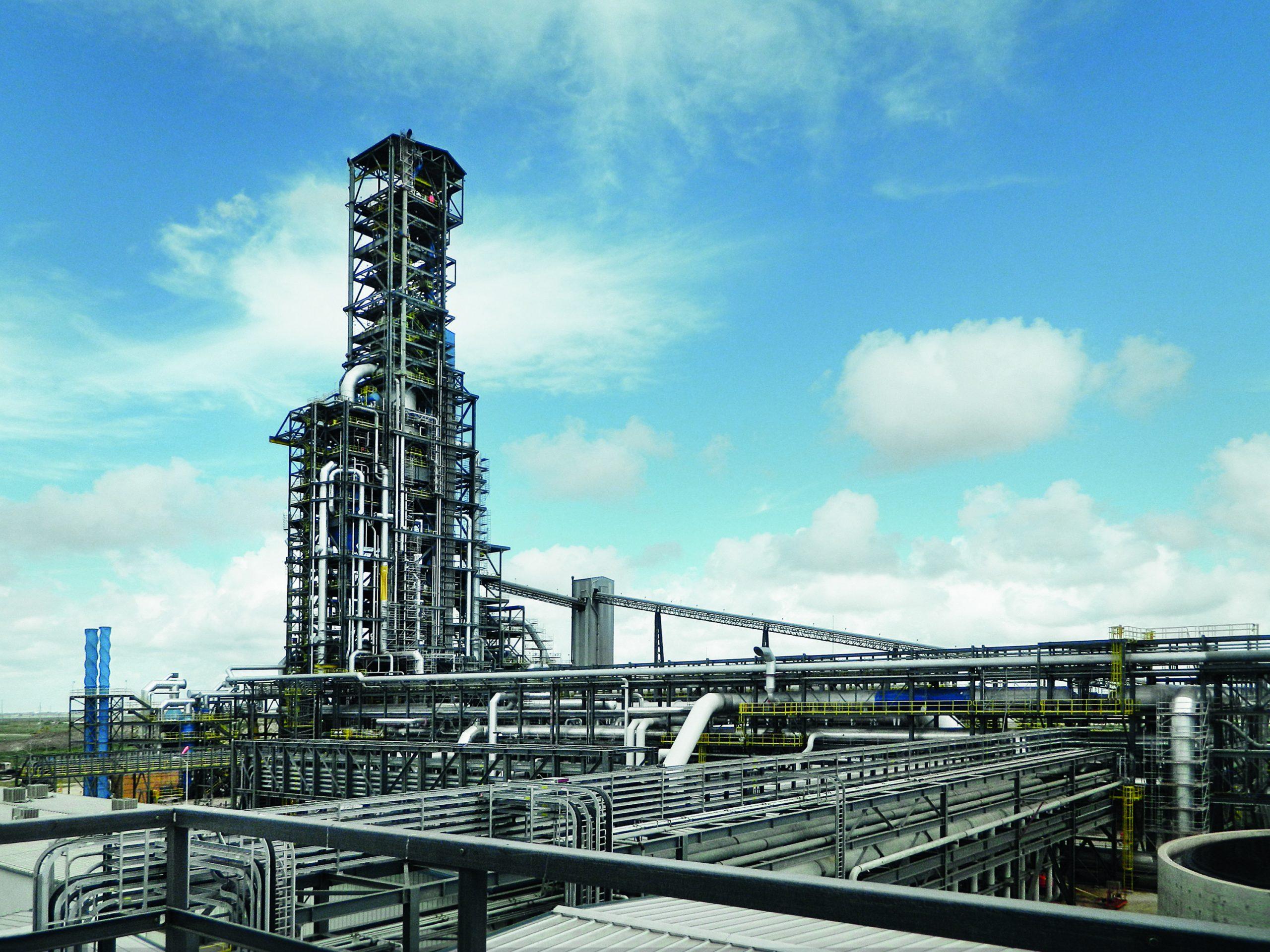 Zuletzt hat die MFL vier Hochleistungsförderanlagen für das voestalpine-Werk in Corpus Christi, Texas, beigesteuert. (Fotos: voestalpine)